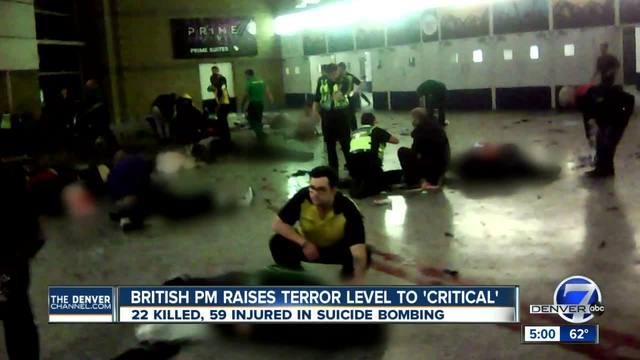 Company that manages Manchester Arena also manages Colorado venues