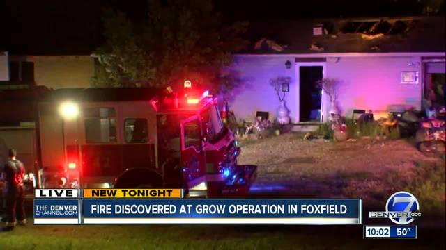 Marijuana grow discovered after Arapahoe Co- fire- unclear whether it-s legal
