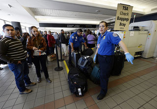 Colo. Springs airport to test new TSA screenings