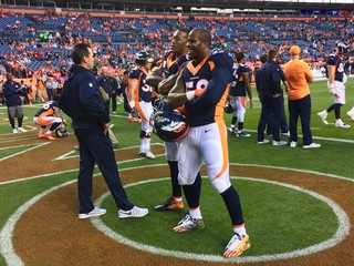 Von dances with delight over celebration rules