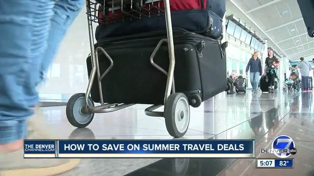 How to save on summer travel deals