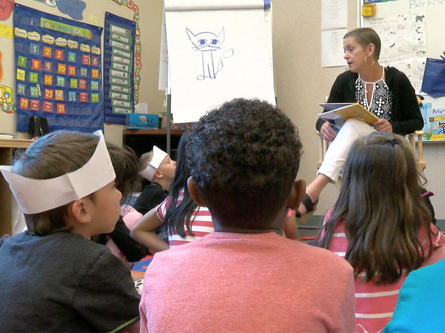 Aurora teacher-s battle with cancer inspires her students