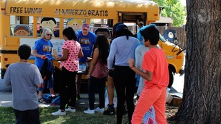 Free summer lunch program offers kids food