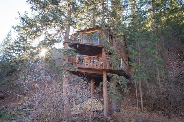 Colorado Treehouses To Rent On Airbnb Denver7