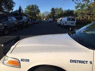 3 men shot after argument at party in Montbello