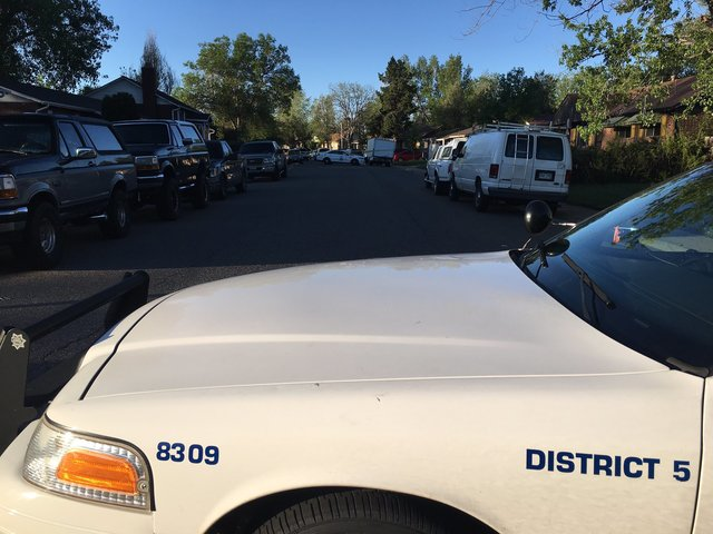 2 men in critical condition after triple shooting in Denver