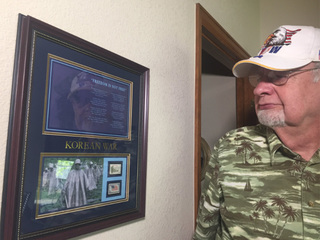 Witness: Thief ran out with veterans' money