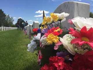 See how Colorado remembered Memorial Day 2017