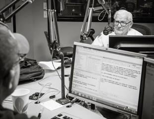 Local radio show talks vet issues, offers help