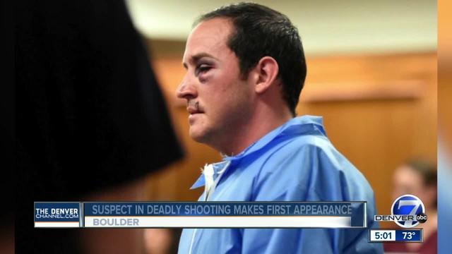 Boulder chef tackles gunman outside restaurant