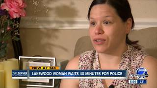 Woman cancels call after response delay