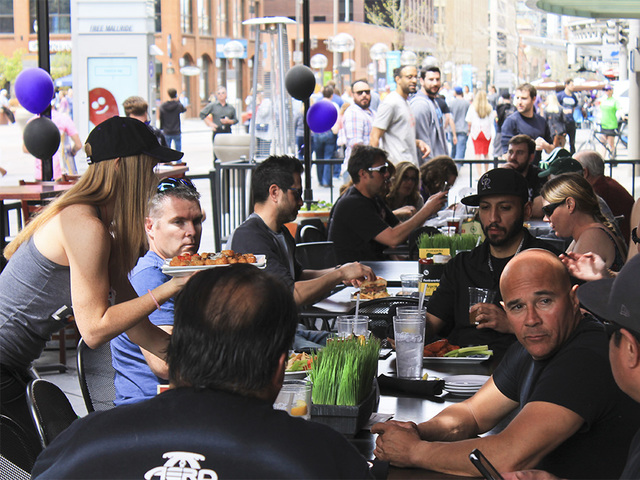These Are The 5 Best Restaurant Patios In Downtown Denver   Denver7  TheDenverChannel.com