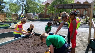 Gardening provides produce in Denver food desert