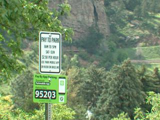New parking rules hit Chautauqua Park Saturday