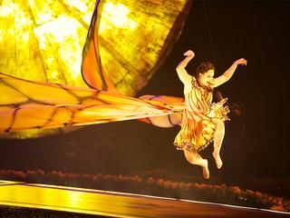 Cirque du Soleil's 'Luzia' comes to Pepsi Center