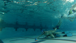 Learn more about underwater hockey in Colorado