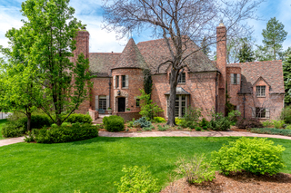 $5.3M Tudor-style home is made for entertaining