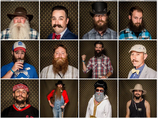Beards, mustache aficionados compete Saturday