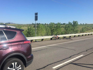 Cyclist killed in JeffCo crash with SUV