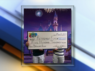 Aurora couple wins lottery for third time
