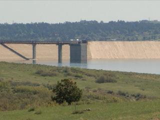 Get on Rueter-Hess Reservoir before it opens