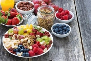 Stock Up to Encourage Nutritious Eating
