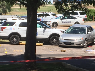 Police shoot suspect in Aurora after pursuit