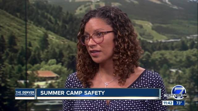 Summer Camp Safety
