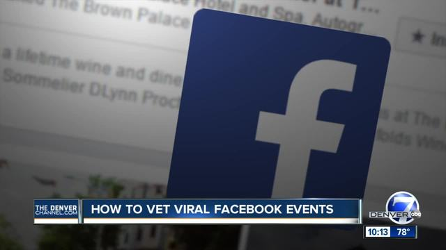 Be wary of these Facebook event scams - and 5 ways to avoid them