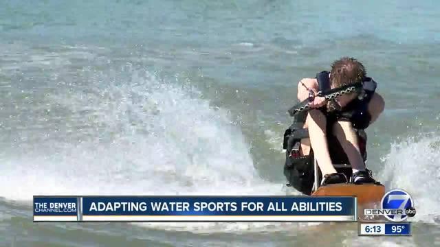 Adaptive Water Sports