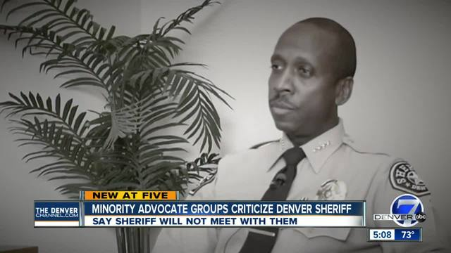Co-chair of Colorado Latino Forum blasts Denver Sheriff-s Department in…