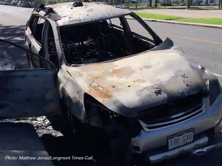 Another car torched in Longmont; arson suspected
