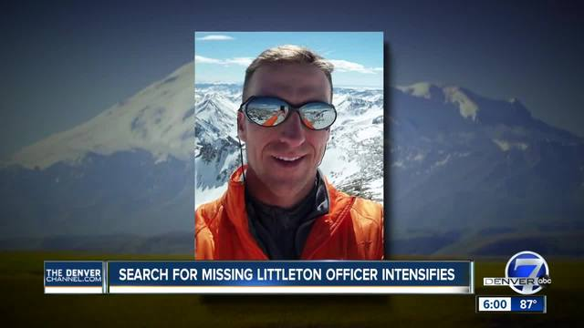 Weather clears for rescuers searching for missing Littleton cop on Mt-…