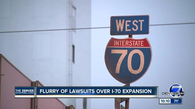 CDOT moves ahead with I-70 expansion project despite opposition