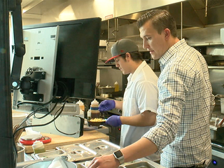 Startup aims to keep food out of landfills