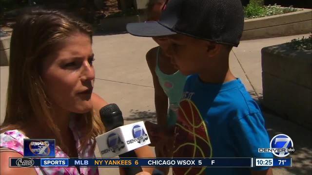 Colorado Kids Talk Sports