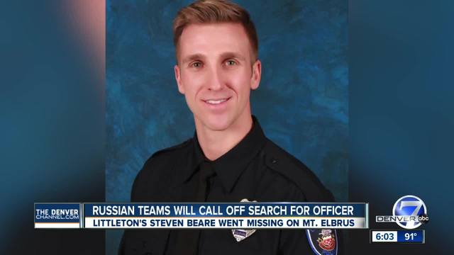 Search for Littleton officer Steven Beare- missing on Russian mountain-…