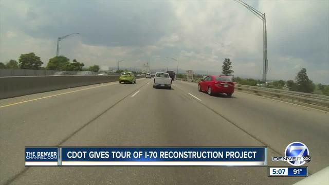 I-70 reconstruction project will last for years- but won-t close lanes