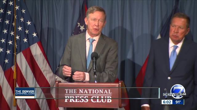 Hickenlooper comments on health care process show some of disconnect…