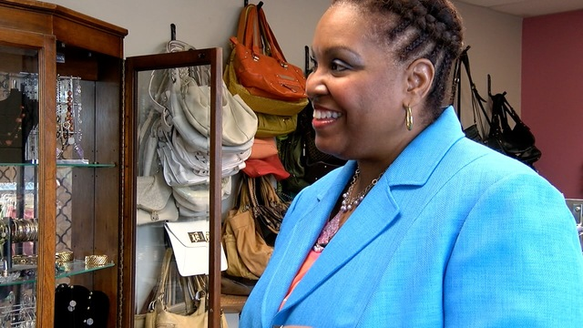Dress for Success inspires at-risk women to reach their full potential
