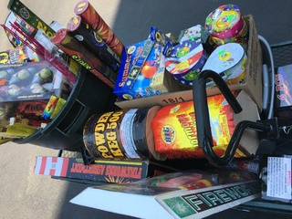 Illegal fireworks in Colorado carry hefty fines