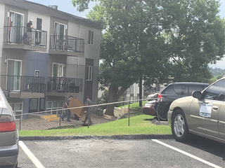Toddler falls 3 stories from apartment window