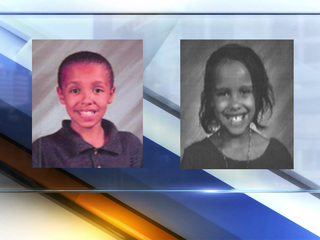 Children ages 9 and 14 found safe