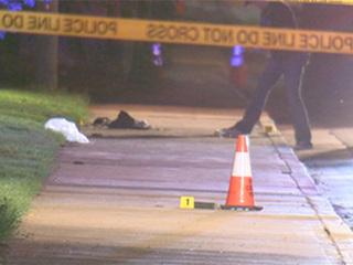 Suspect shot by police near CSU dies