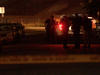 Police: Woman shot while sleeping