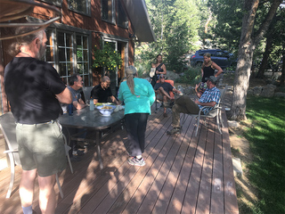 Boulder County neighbors form forest watch