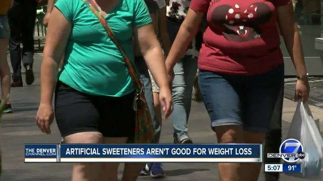 Artificial Sweeteners Are Linked to Weight Gain-Not Weight Loss