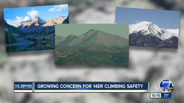Movement to promote 14-er climbing safety grows as 4th person dies on…