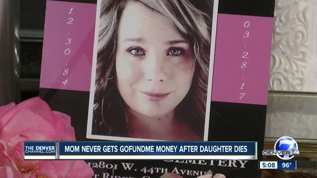 Mother who lost daughter to colon cancer claims family member hoarding…