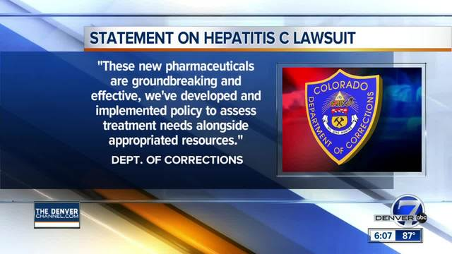 Lawsuit- By restricting life-saving Hepatitis treatments- Colorado…